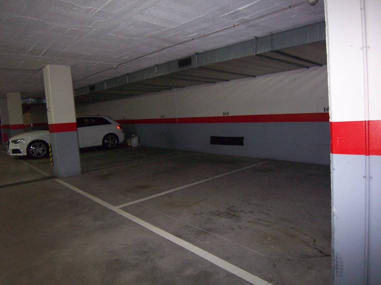PLAZAS DE PARKING C/ SANT PAU, 76- CENTRO (ref. 40559)